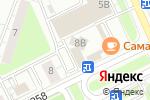 Схема проезда до компании Кредит Пилот в Московском