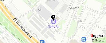 Реновация на карте Москвы