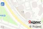 Схема проезда до компании Школа бильярда Сергея Баурова в Москве