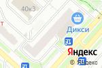 Схема проезда до компании Мосэнергосбыт в Москве