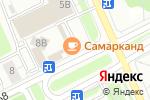 Схема проезда до компании Связной в Московском