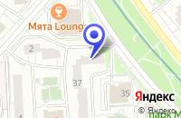 Схема проезда до компании ТФ ЦЕФЕЙ НЕТВОРК в Москве