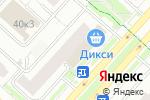 Схема проезда до компании Комилес в Москве