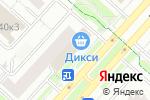 Схема проезда до компании NetSend в Москве