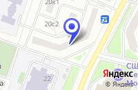Схема проезда до компании САЛОН КРАСОТЫ АТ-МОДА в Москве