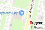 Схема проезда до компании Veronika в Москве