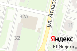 Схема проезда до компании SS в Московском
