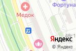 Схема проезда до компании Много обуви в Москве