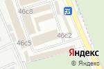 Схема проезда до компании Маршрут в Москве