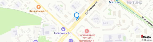 Дубравная улица