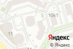 Схема проезда до компании Школа №1944 с дошкольным отделением в Москве