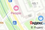 Схема проезда до компании МедОК в Москве