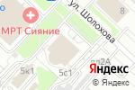 Схема проезда до компании Переделкино в Москве