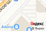 Схема проезда до компании Карельская сосна в Новоивановском