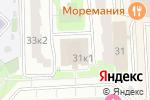 Схема проезда до компании Real Capoeira в Москве