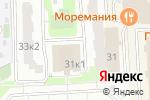 Схема проезда до компании Puzzle Dance в Москве