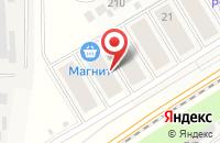 Схема проезда до компании Рублевский в Новоивановском