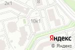 Схема проезда до компании Мозаика красоты в Москве
