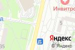 Схема проезда до компании Море Интекса в Москве