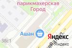 Схема проезда до компании Пивной Паб в Москве