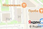 Схема проезда до компании РИВ в Москве