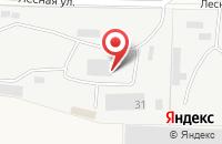 Схема проезда до компании Акватория в Серпухове