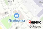 Схема проезда до компании ДА БАЛТа в Москве