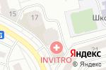 Схема проезда до компании 1000+1 мелочей в Москве