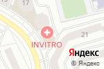 Схема проезда до компании Митинский оазис в Москве