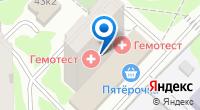 Компания Планета шопинга на карте