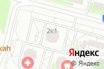 Схема проезда до компании Первый Московский Город-Парк в Москве