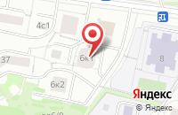 Схема проезда до компании Агентство Недвижимости «Высотка» в Москве