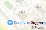 Схема проезда до компании Арабеск в Москве