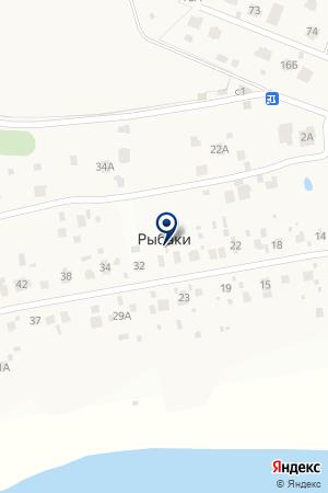 БАЗА ОТДЫХА ШЕРЕМЕТЬЕВО на карте Дмитрова