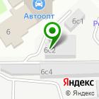 Местоположение компании Позитив Авто