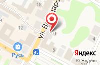 Схема проезда до компании Пресс - центр администрации города Кимры в Кимрах