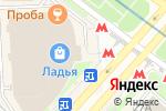 Схема проезда до компании Каприз в Москве