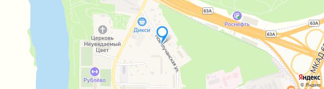Новолучанская улица