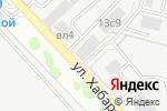 Схема проезда до компании ПрицепСервис в Московском