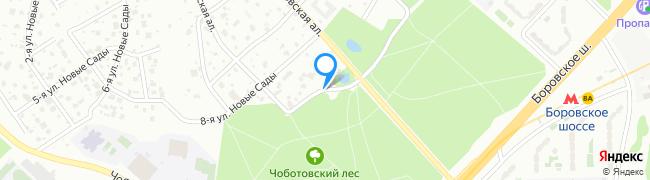 улица Новые Сады 9-я