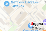 Схема проезда до компании 03market.ru в Москве