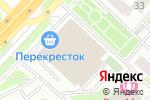 Схема проезда до компании KV-elektro в Москве