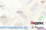 Схема проезда до компании Почтовое отделение №125430 в Москве