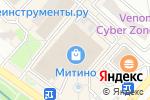 Схема проезда до компании Van Cliff в Москве