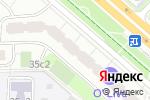Схема проезда до компании Аксисс в Москве