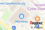 Схема проезда до компании Мультифото в Москве
