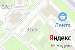 Схема проезда до компании Честное правосудие в Москве