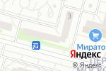 Схема проезда до компании Пивотека в Московском