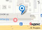 Магазин сувениров на карте