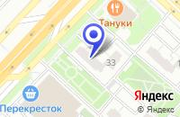 Схема проезда до компании ПОДРОСТКОВЫЙ КЛУБ НАДЕЖДА в Москве
